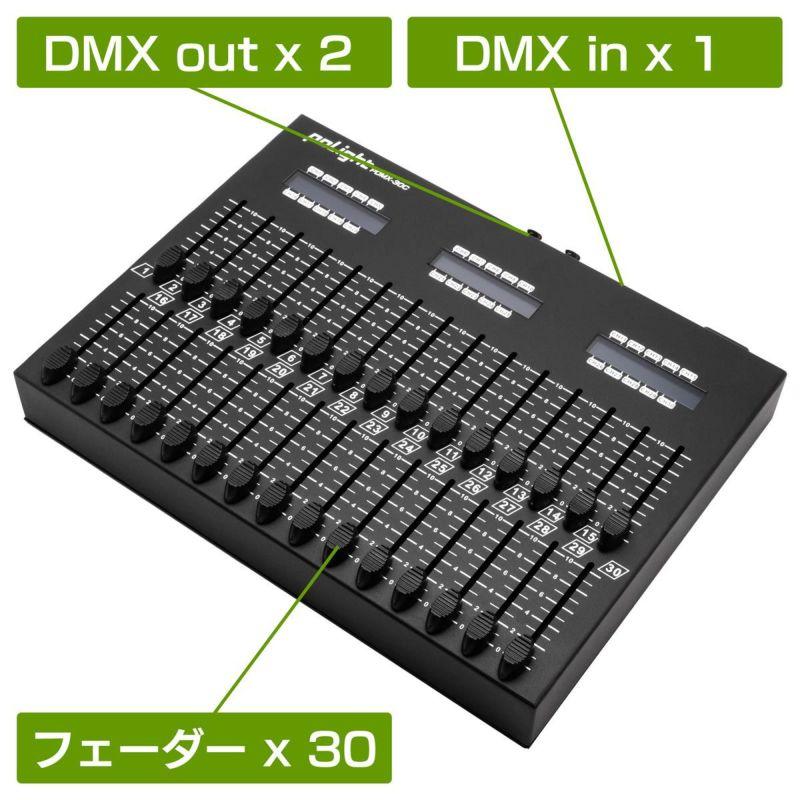 ポライトDMX30C